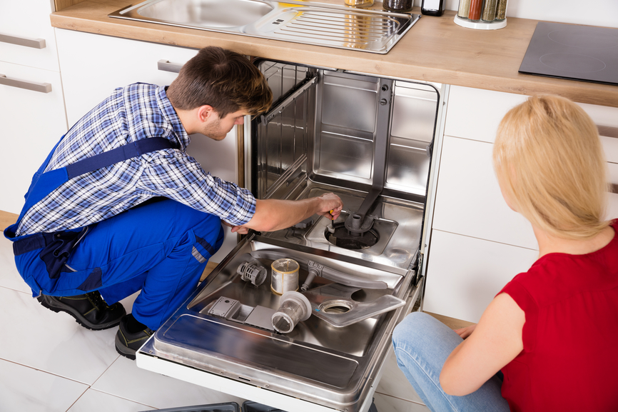 dishwasher repair service jacksonville florida